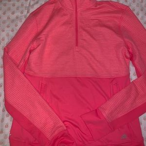 Pink Adidas Pullover